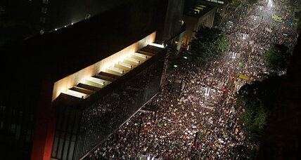 Hundreds of thousands protest in Brazil: What's next?