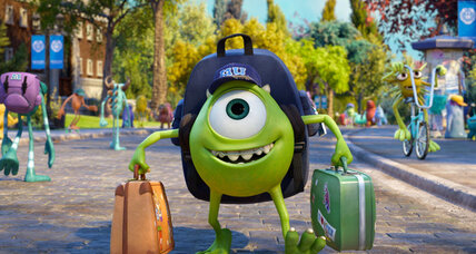 'Monsters University' is a funny prequel with a good life lesson