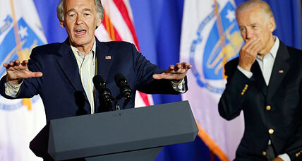 Massachusetts Senate race nears end: How big is Ed Markey's lead, really? (+video)