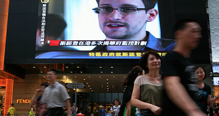 Edward Snowden gives countries a chance to thumb nose at US