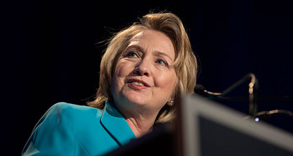 Hillary Clinton weighs in on Edward Snowden: Is that appropriate?