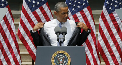 Climate change: Obama announces new curbs on existing power plants