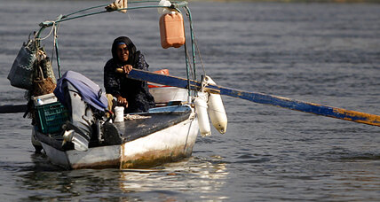 Will Ethiopia's 'grand' new dam steal Nile waters from Egypt?