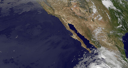 Tropical Storm Cosme becomes hurricane off Mexico coast