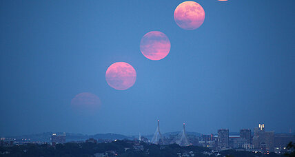 Supermoon photos: Spectacular moon pics wow stargazers