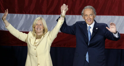 Edward Markey wins a low-turnout, big-spending Massachusetts Senate race