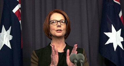 The ouster is ousted: Australia's PM Gillard finds herself without a job