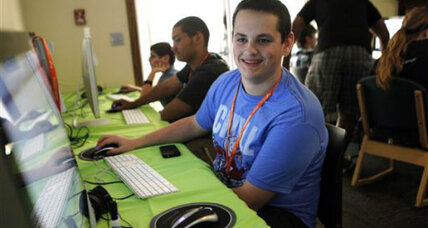 Youth coding camps rise in popularity as US demand for programmers increases
