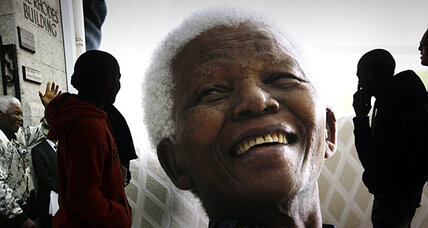 Nelson Mandela and the qualities 'within easy reach of every soul'