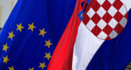On eve of EU accession, Croatia cautiously optimistic