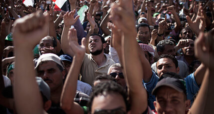 Islamists, anti-Morsi protesters end week on alarming note