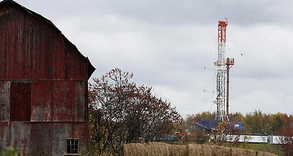 How to reap the rewards of the shale gas boom