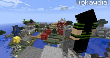 Minecraft: The video game kids should waste time on this summer