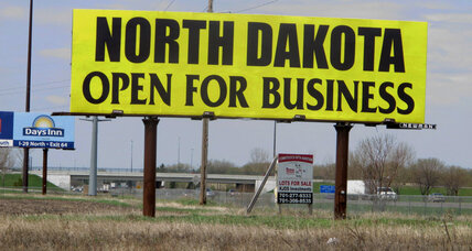 Oil may be booming in North Dakota, but real estate is slow to follow