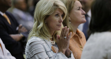 Can Democrats like Wendy Davis change Texas?