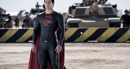 'Man of Steel' in a cynical age