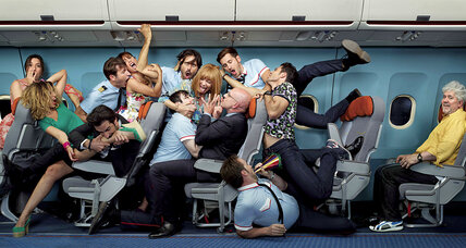 'I'm So Excited,' a comedy about a transatlantic flight, never launches