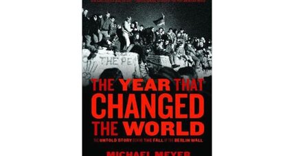 Reader recommendation: The Year that Changed the World