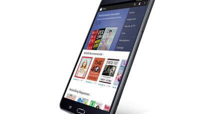 Samsung Galaxy Tab 4 Nook will hit bookshelves in August