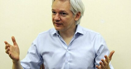 Julian Assange hints WikiLeaks might publish next Edward Snowden revelations