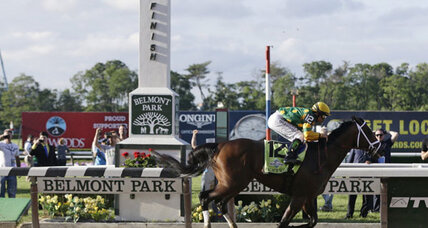 Palace Malice wins Belmont Stakes in upset