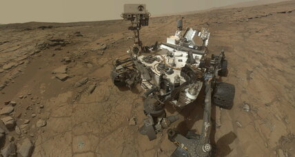 Curiosity rover says goodbye to 'Mars Rat'