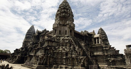 Cambodian lost city not so lost after all