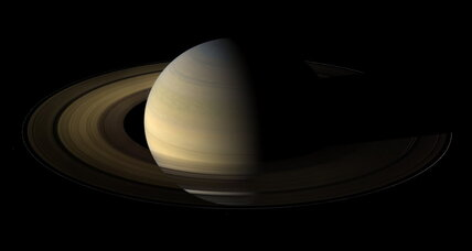 Cassini spacecraft to take our global photo next month