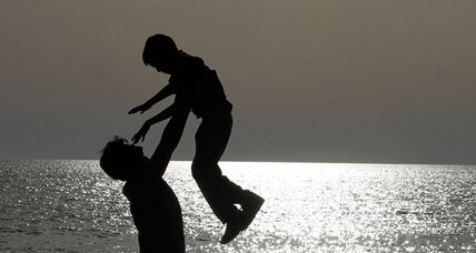 Father's Day gift: a father's advice to his son about saving