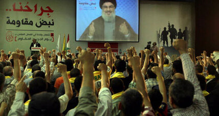 Why Hezbollah has openly joined the Syrian fight