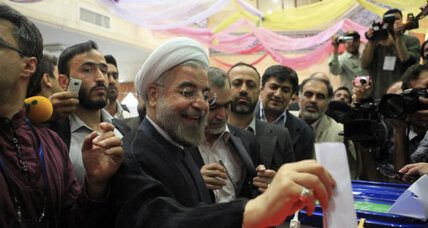 Could today's Iran election be a 1975 turning point?