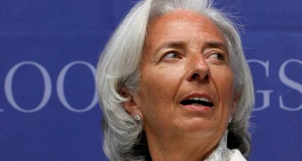 IMF to US: Economy sounder, but ditch the sequester