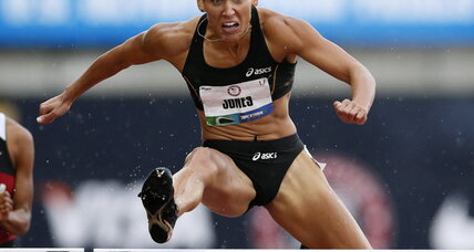 Lolo Jones: Video rant about her $741 paycheck backfires