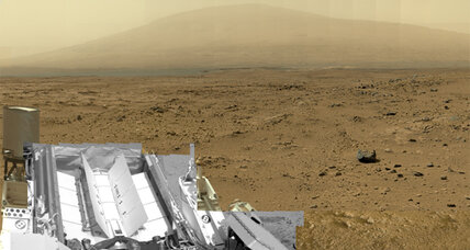 Go big or go home: NASA's 1.3 billion-pixel panorama from Mars