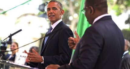 With Africa's eyes on Obama trip, a continent takes stock of its progress