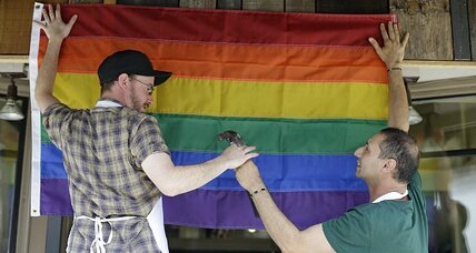 California looks to life without Prop. 8's ban on gay marriage (+video)