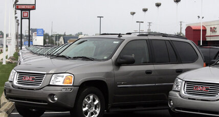 GM recall: SUVs can catch fire even when parked