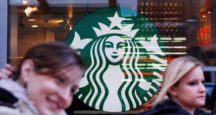 Starbucks smoking ban: now in effect outside, too