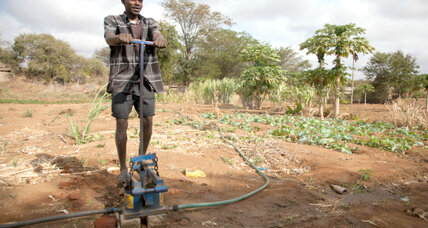 Solar pumps could boost farm yields in poor countries