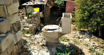 Double win for Haiti: human waste into valuable fertilizer