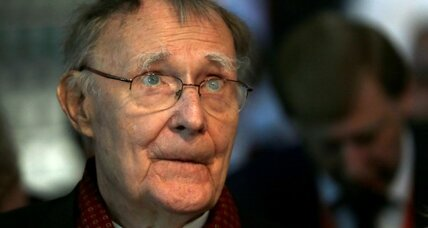 IKEA founder Ingvar Kamprad to step down