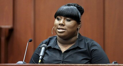 Trayvon Martin case: How Rachel Jeantel went from star witness to 'train wreck' (+video)
