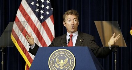 Rand Paul: 'When Republican Party looks like the rest of America, we'll win' (+video)
