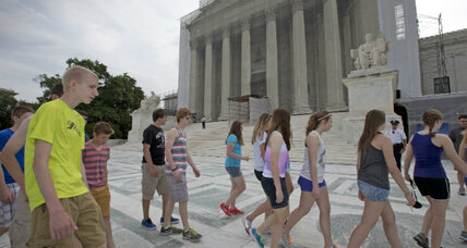 Affirmative action on the way out with Supreme Court Texas ruling
