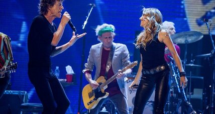 Rolling Stones musicianship shines through stage flash