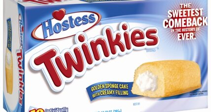 Twinkies to make sweet comeback in 3 weeks (+video)