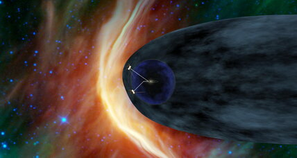 Voyager 1 comes closer to leaving the solar system...again