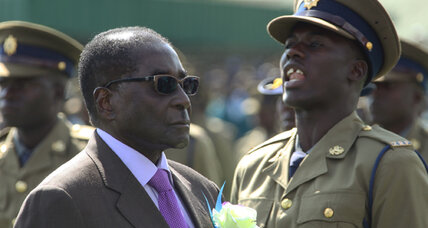Zimbabwe election date tussle gets serious (+video)
