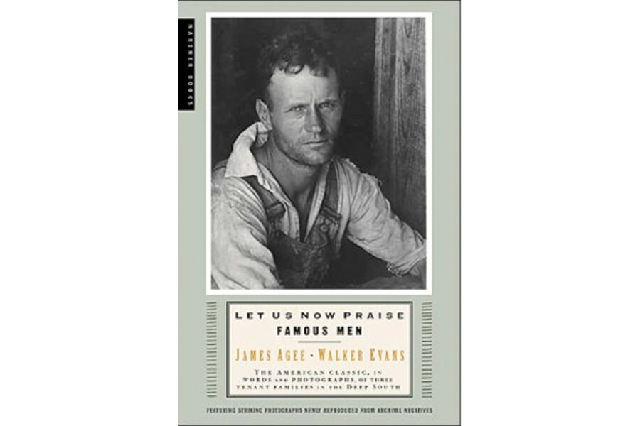 Agee on Film, by James Agee