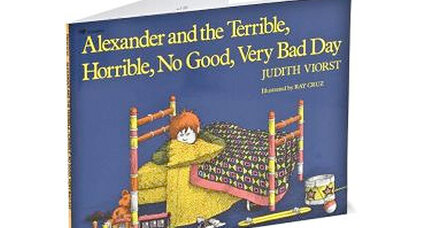 'Alexander and the Terrible, Horrible, No Good, Very Bad Day' goes to the big screen via Disney